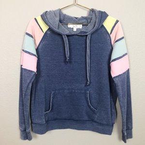 Hippie Rose Hooded Sweatshirt